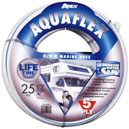 Teknor Apex 7503-25 AQUAFLEX (R) Fresh Water Hose - image 2 of 2