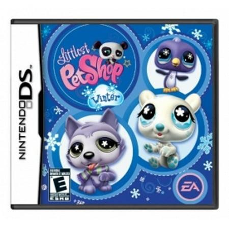 Littlest Pet Shop: Winter - Nintendo Ds (Refurbished) Pet Vet Nintendo Ds
