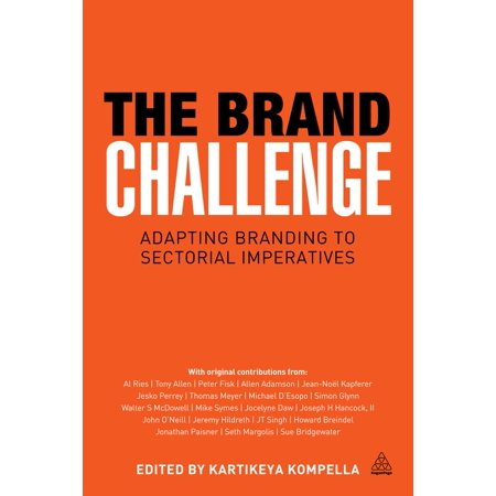 - The Brand Challenge - eBook