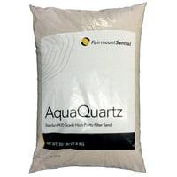 Fairmount Minerals Pool Filter Sand Grade Silica Sand 50 Pounds