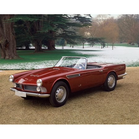 1958 BMW 507 Vignale 32 litre V8 2-seat roadster Country of origin Germany Stretched Canvas - Panoramic Images (22 x 28)