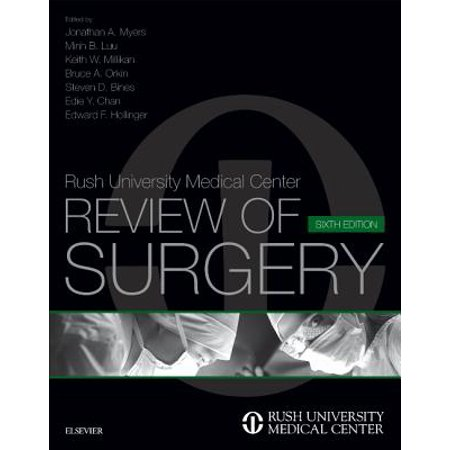 Rush University Medical Center Review of Surgery E-Book - -