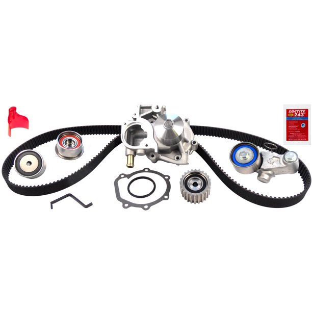 Gates Engine Timing Belt Component Kit for Subaru Forester