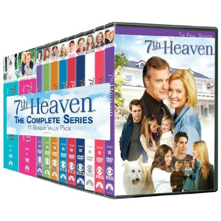 7Th Heaven  The Complete Series    Dvd