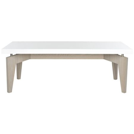 Safavieh FOX4223 Josef Lacquer Coffee Table