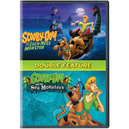 Scooby Doo And The Loch Ness Monster / Scooby Doo & The Sea Monsters (DVD)](Scooby Doo Halloween)