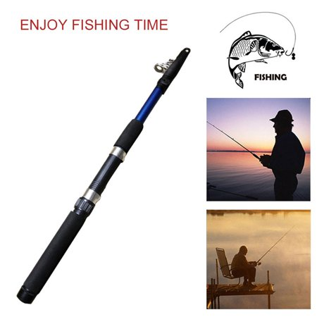 Fishing Tackle High Performance Rotating Casting Rod Telescopic Fishing Rod - image 2 of 5
