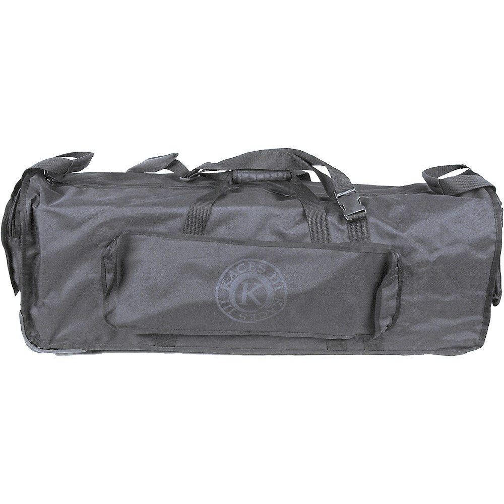 Kaces Drum Hardware Bag with Wheels 38 in. by Kaces