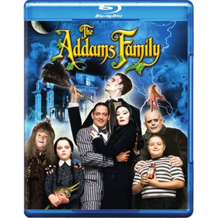 Addams Family Morticia (The Addams Family (Blu-ray))