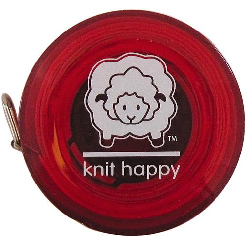 knit happy Tape Measure