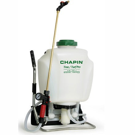 Chapin 62000 4-Gallon Tree Turf Pro Commercial Backpack Sprayer With Control Flow Valve... by Chapin