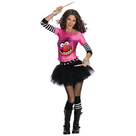 The Muppets Sexy Animal Tutu Costume Adult - Muppet Animal Costume