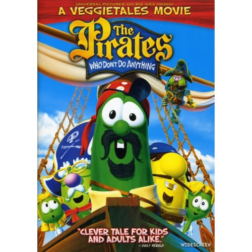 The Pirates Who Don't Do Anything: A Veggie Tales Movie (Widescreen)