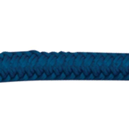 Nylon Liner - Sea-Dog 302112025Bl-1 Double Braided Nylon Dock Line - 1/2