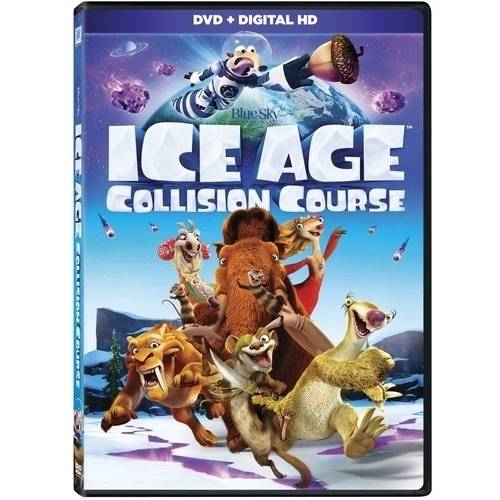 Ice Age: Collision Course (DVD   Digital HD) (Widescreen)
