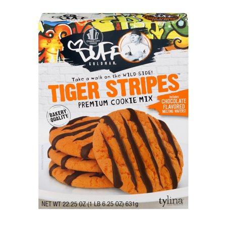 Duff Goldman Tiger Stripes Cookie Mix, 22.25 oz