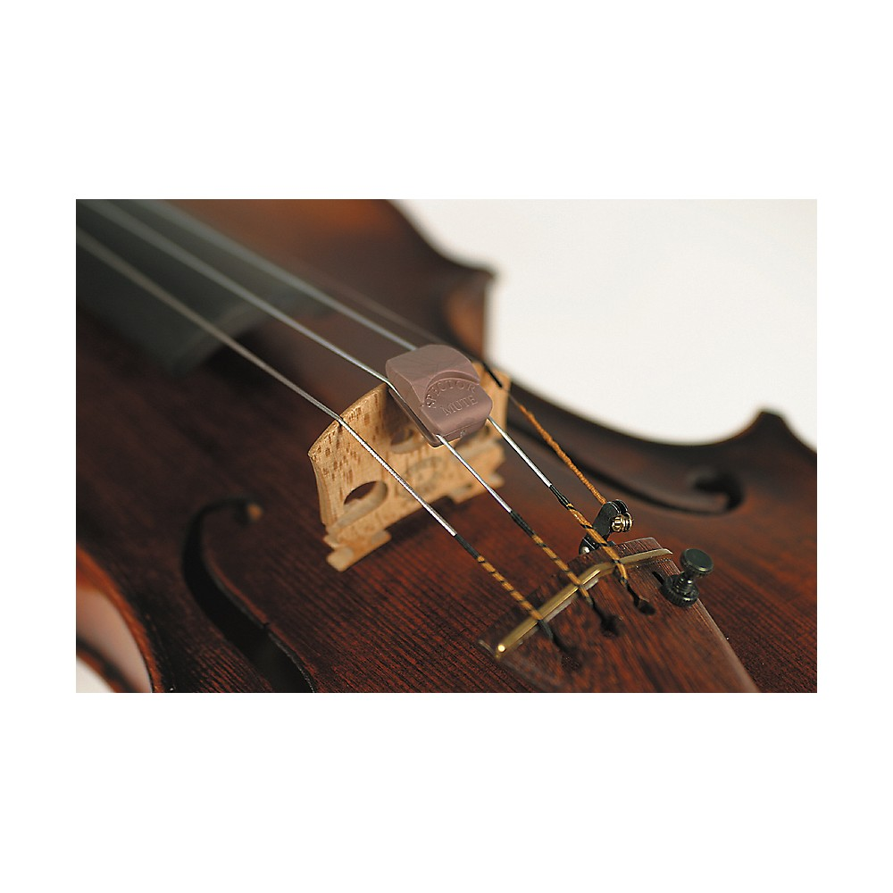Super Sensitive Spector Violin Mute Copper