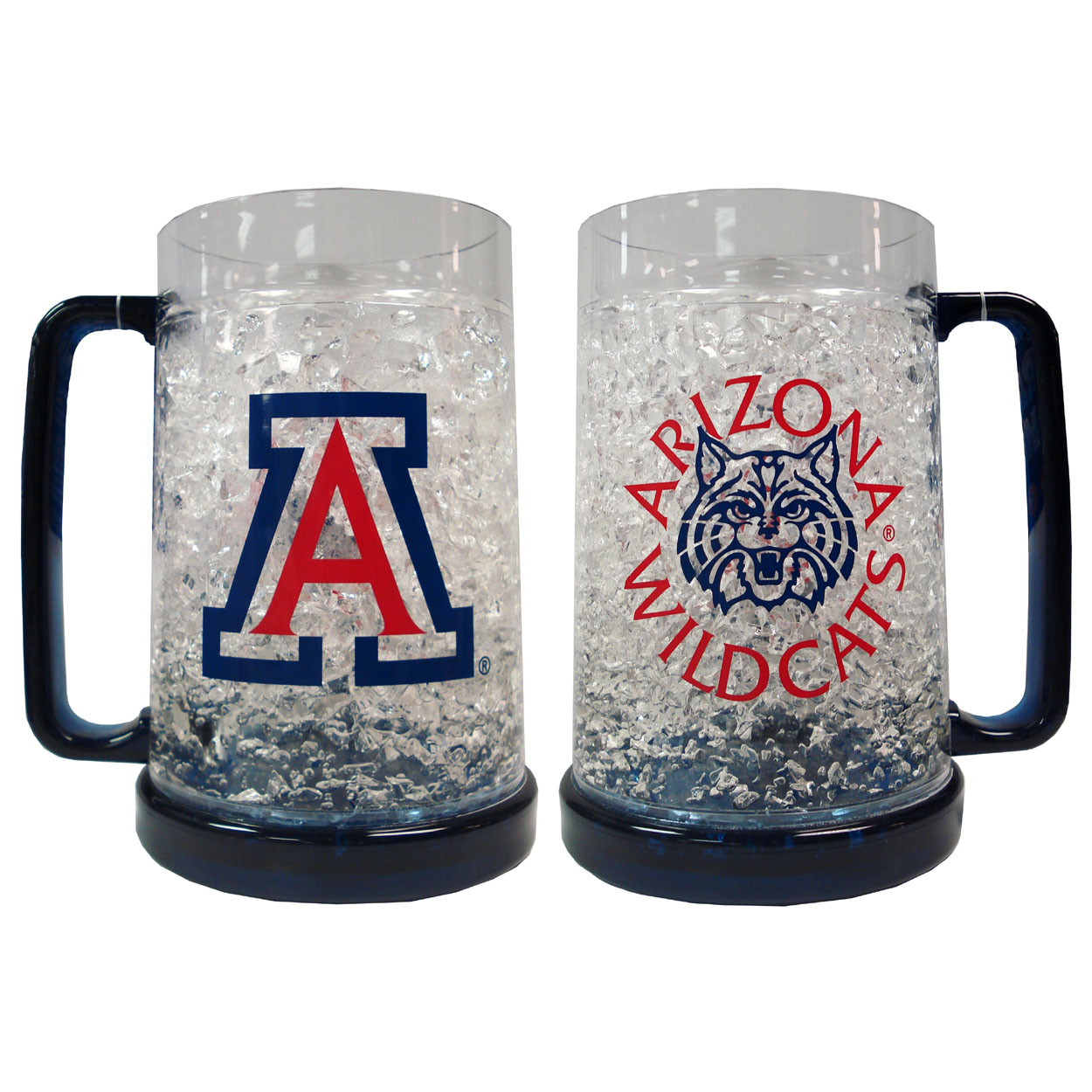 Duckhouse NCAA Arizona Wildcats Crystal Freezer Mu