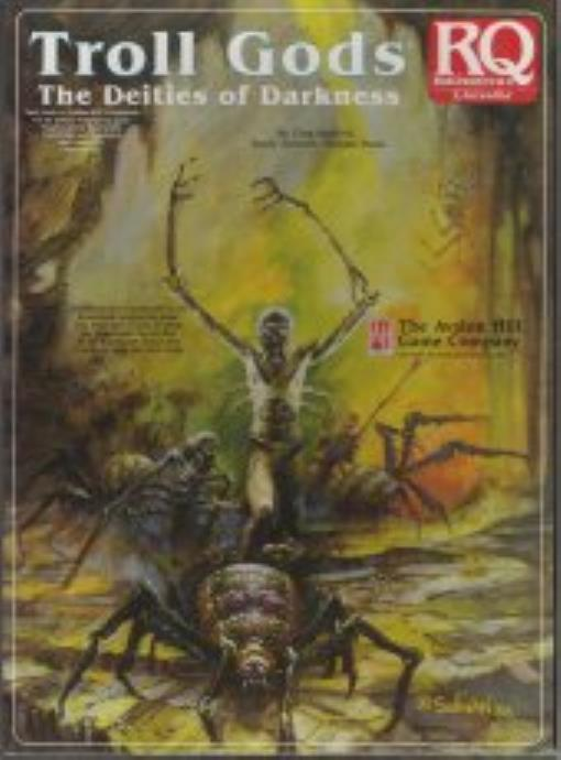 Troll Gods Used by Avalon Hill