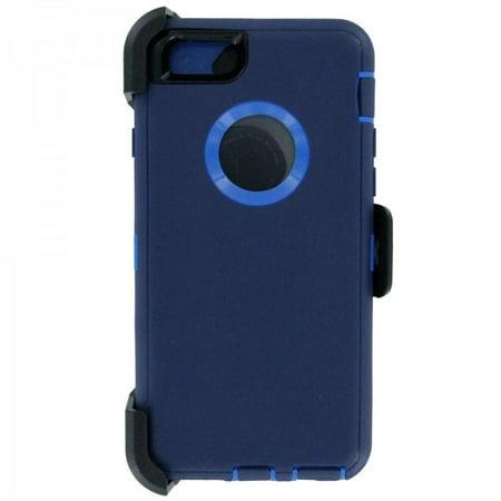 Warrior Case for iPhone 6 6S Blue - image 1 de 1