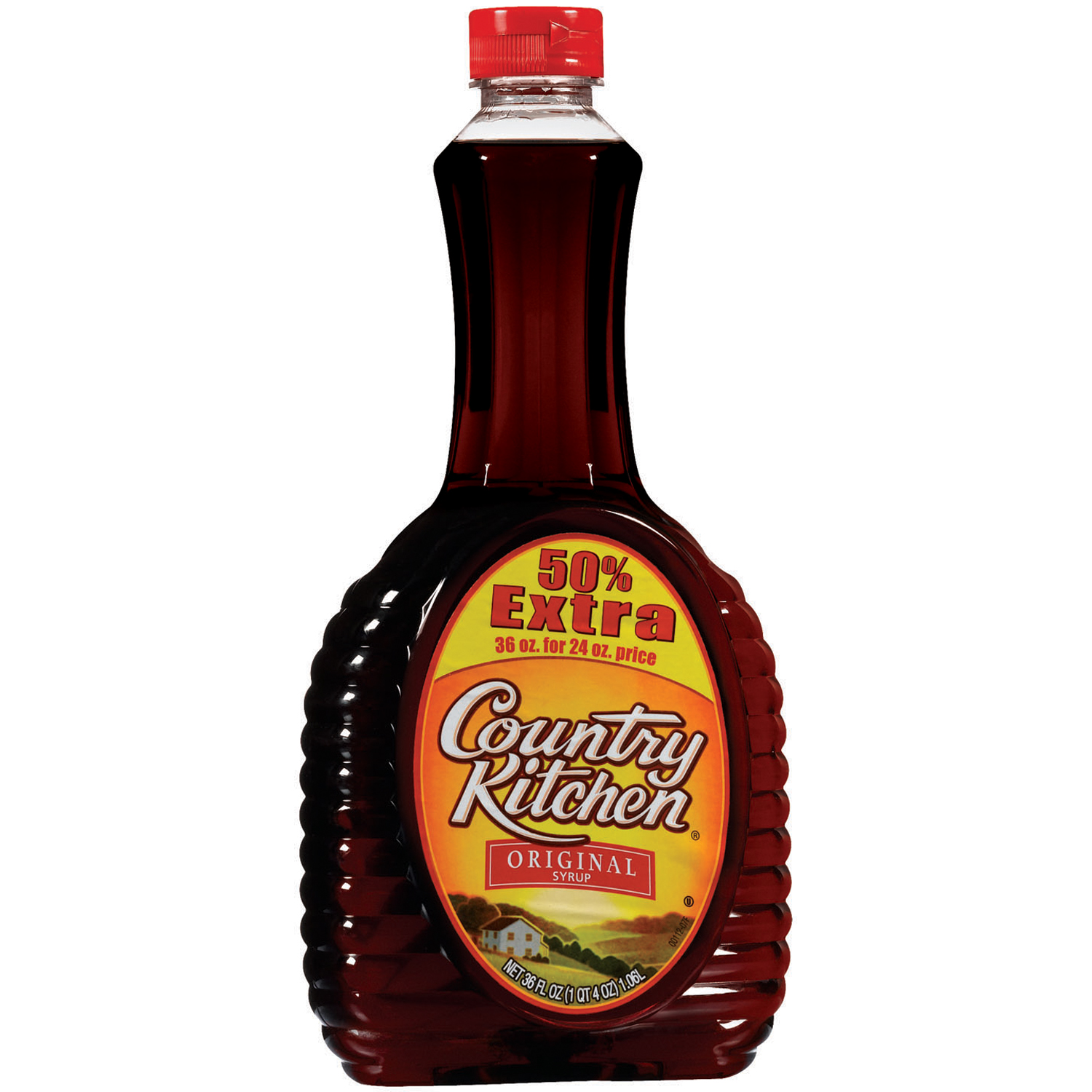 Country Kitchen Regular Syrup 36 Fl Oz