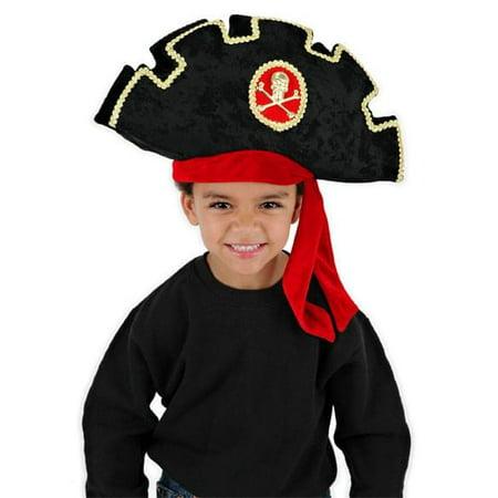 Arr Matey Pirate Hat Costume Accessory - Hot Pirate Costumes