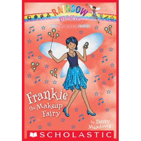 Superstar Fairies #5: Frankie the Makeup Fairy - eBook - Halloween Fairy Makeup Tutorial