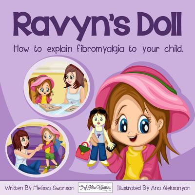 Ravyn's Doll : How to Explain Fibromyalgia to Your Child - Halloween Explained