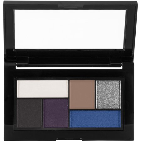Maybelline The City Mini Eyeshadow Palette, Concrete Runway