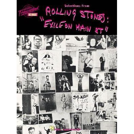 Rolling Stones - Exile on Main Street - Main Street Collection Monogram