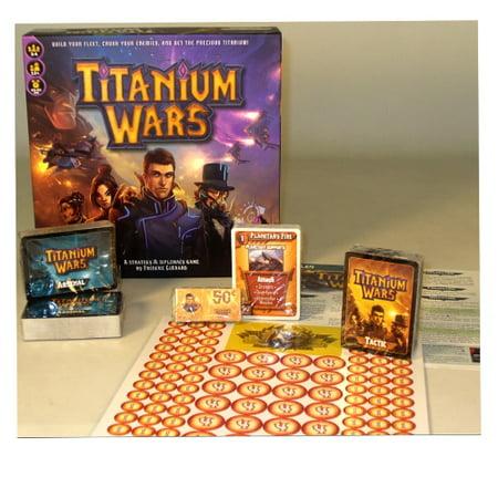 Iello Titanium Wars Board Game