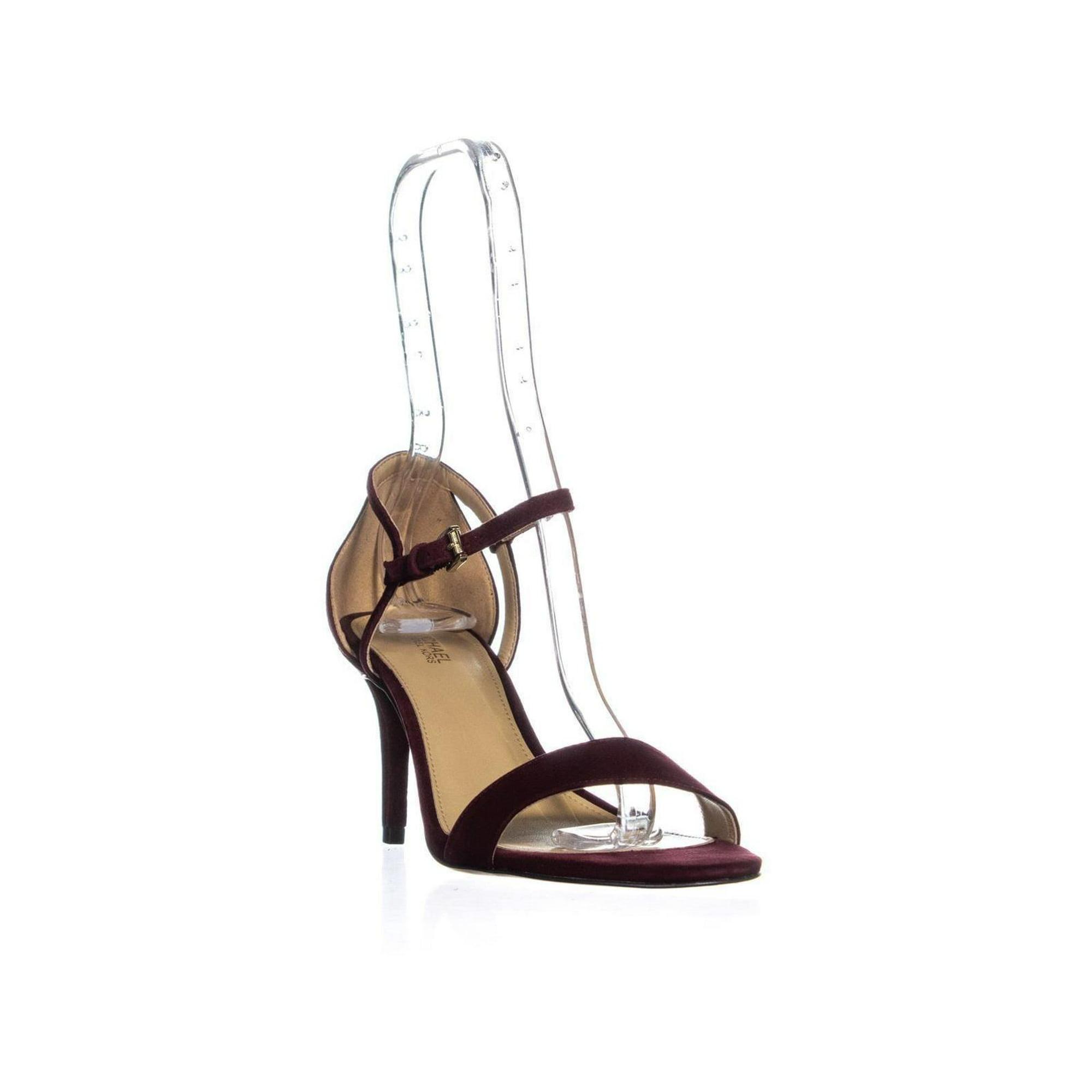 10acf150a90 MICHAEL Michael Kors Simone Mid Sandal Ankle Strap Sandals