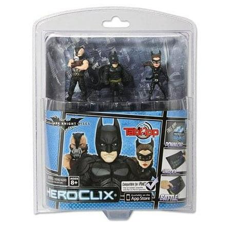 Neca Heroclix DC Tabapp Series 1: Dark Knight Rises (Halloween Aps)