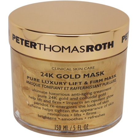 2 Pack - Peter Thomas Roth 24K Gold Mask Pure Luxury Lift and Firm Mask 5