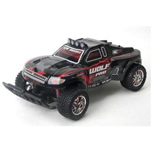 New Bright RC 1:12 RC Full Function F/F Pro Wolf Vehicle Blue - RB