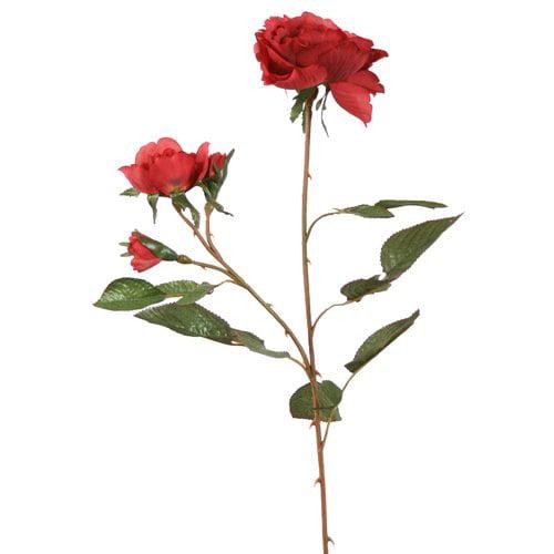 Distinctive Designs DIY Flower Cherry Nun Rose (Set of 12)
