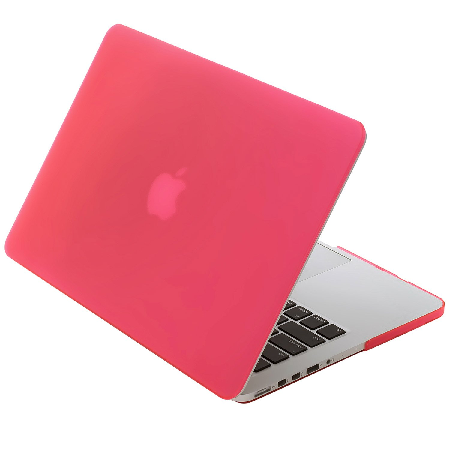 Aduro Macbook Pro 15 SoftTouch Cover with Matching Silicone Keyboard Cover