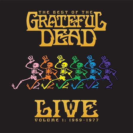 Best Of The Grateful Dead Live: 1969-1977 - Vol 1