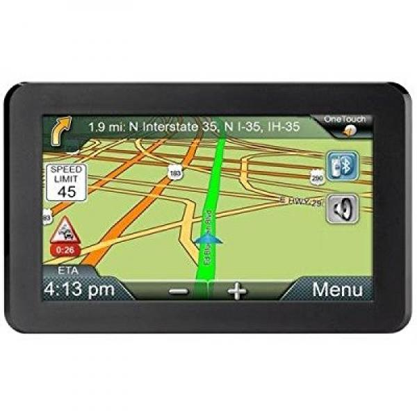 Magellan Rm9465sgluc RoadMate 9465T-LMB 7 GPS Device with Bluetooth & Free Lifetime Map & Traffic Updates by Magellan