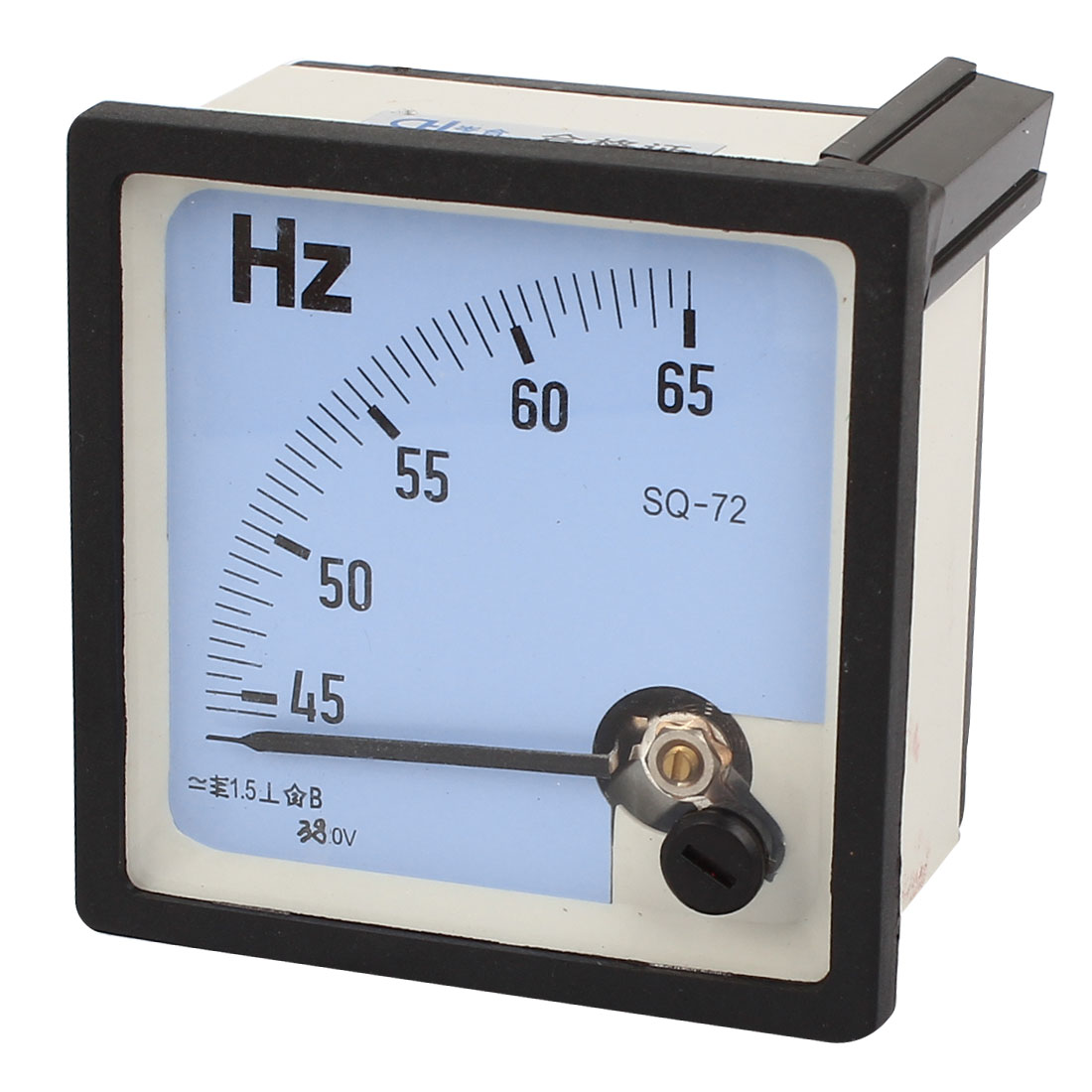 Unique Bargains 45-65Hz Frequency AC 380V Analog Panel Meter 1.5 Accuracy Class Tester... by Unique-Bargains