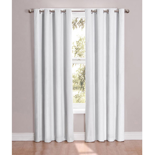 Eclipse Casey Blackout Energy Efficient Grommet Polyester Window Panel