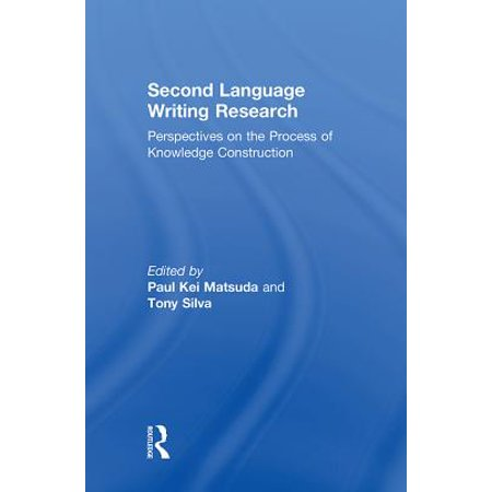 Second Language Writing Research - eBook