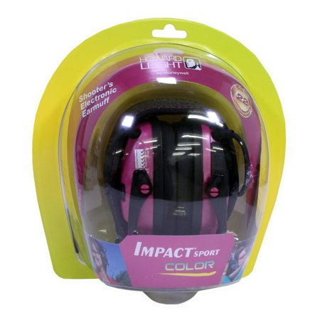 Howard Leight Impact Sport Electronic Earmuff - Industrial Electronic Earmuffs