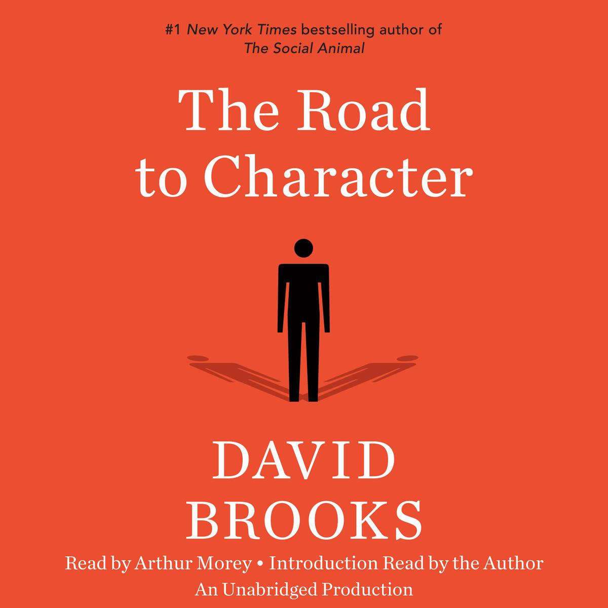 The Road to Character - Audiobook
