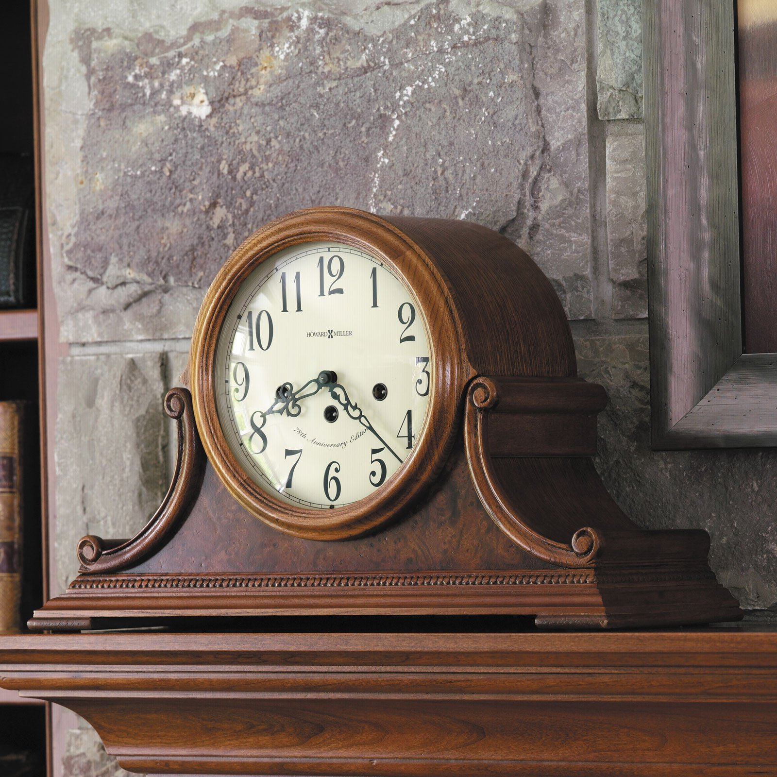 Howard Miller Hadley Mantel Clock