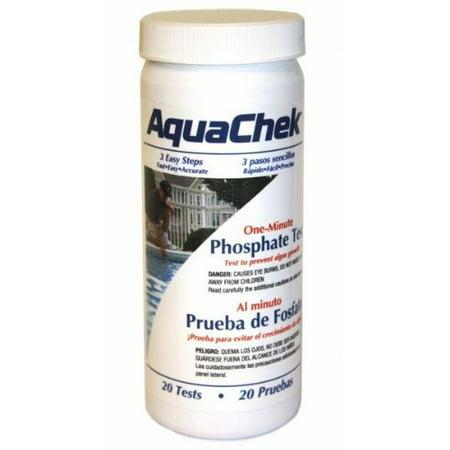 562227 Phosphate Test Kit, Measures: Phosphate levels. By ETS HACH (Phosphate Test Kit Box)