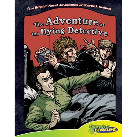 Sherlock Holmes And Watson Halloween (The Adventures of the Dying)