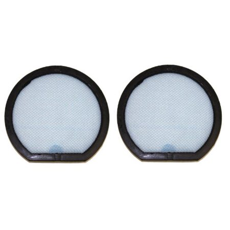 (Hoover T-Series Bagless, Taskvac, WindTunnel Rewind Washable Primary Blue Filter - 2 Pack - Part # 303173001)