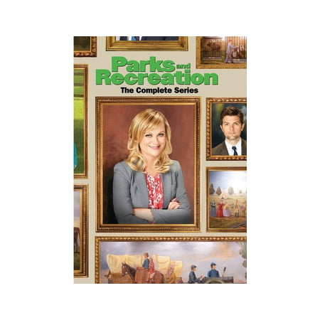 Parks & Recreation: The Complete Series (DVD)