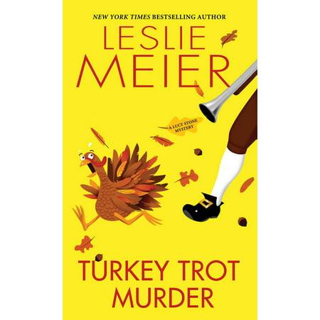 Turkey Trot Murder - eBook - Turkey Trot Outfits